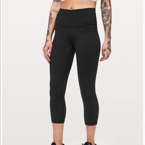 lululemon athletica Pants - Lululemon Wunder Under Crop High-Rise Black 2